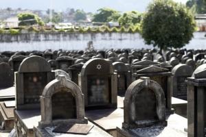Cemitério Israelita de Vila Rosali (Novo)