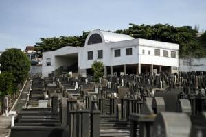 Cemitério Israelita de Vila Rosali (Velho)